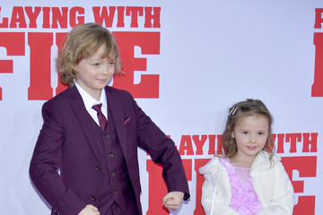 "Finley Rose Slater Paramount Pictures' ""Playing with Fire"" US Premiere"