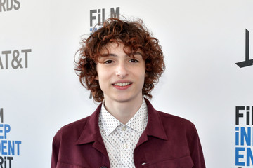 Finn Wolfhard 2019 Film Independent Spirit Awards  - Red Carpet