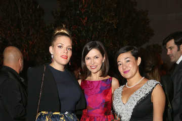Finola Hughes Perrier-Jouet Celebrates The Art Of Elysium's 7th Annual HEAVEN Gala Presented By Mercedes-Benz