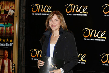 Fiona Bruce 'Once' Press Night Arrivals