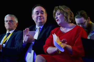 Fiona Hyslop SNP Autumn Conference 2015 - Day 2