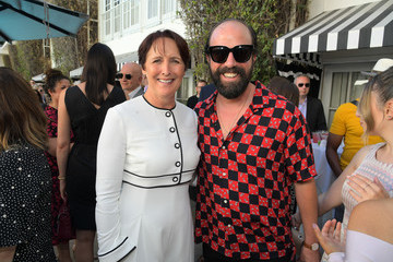 Fiona Shaw BAFTA Los Angeles And BBC America TV Tea Party Sponsored by Jaguar Land Rover