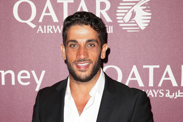 Firass Dirani Qatar Airways Sydney Gala Dinner
