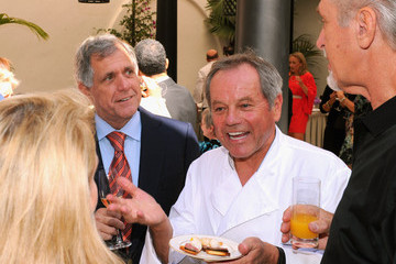 Leslie Moonves The First Annual Los Angeles Food & Wine Hosts Wolfgang Puck's Sunday Brunch & Charity Auction