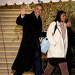 Barack Obama and Sasha Obama Photos
