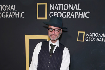 Fisher Stevens National Geographic 'One Strange Rock' World Premiere