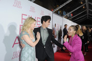 (L-R) Lili Reinhart, Cole Sprouse and Haley Lu Richardson attend the Five Feet Apart Los Angeles premiere on March 07, 2019 in Los Angeles, California.