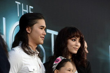 Fivel Stewart 'The Host' World Premiere 3