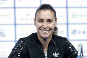 Flavia Pennetta 2015 China Open - Preview