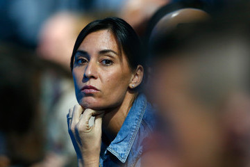 Flavia Pennetta Barclays ATP World Tour Finals - Day One