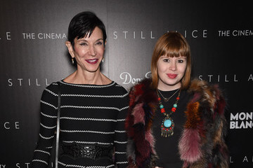 Flora Collins 'Still Alice' Premieres in NYC — Part 2