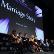 Florence Almozini 57th New York Film Festival - 'Marriage Story' Press Conference