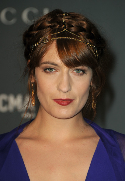 Florence Welch - LACMA 2012 Art + Film Gala - Arrivals