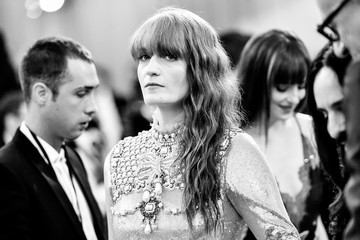 Florence Welch 'Manus x Machina: Fashion in an Age of Technology' Costume Institute Gala - Alternative Views
