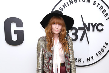 Florence Welch Samsung 837 Opens In New York City's Meatpacking District