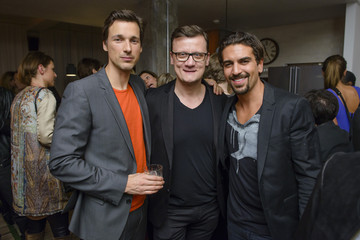 Florian David Fitz Diesel & Constantin Film Cocktail Reception