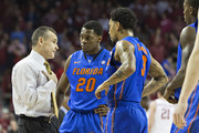 Billy Donovan and Michael Frazier II Photos Photo