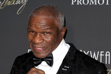 Floyd Mayweather Sr Floyd Mayweather's 40th Birthday Celebration - Arrivals