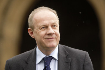 Damian Green In Focus: Prime Minister Theresa May Announces Her Cabinet