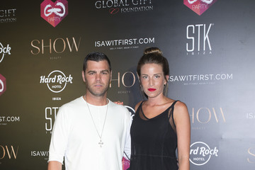 Fonsi Nieto The Global Gift Gala Party in Ibiza
