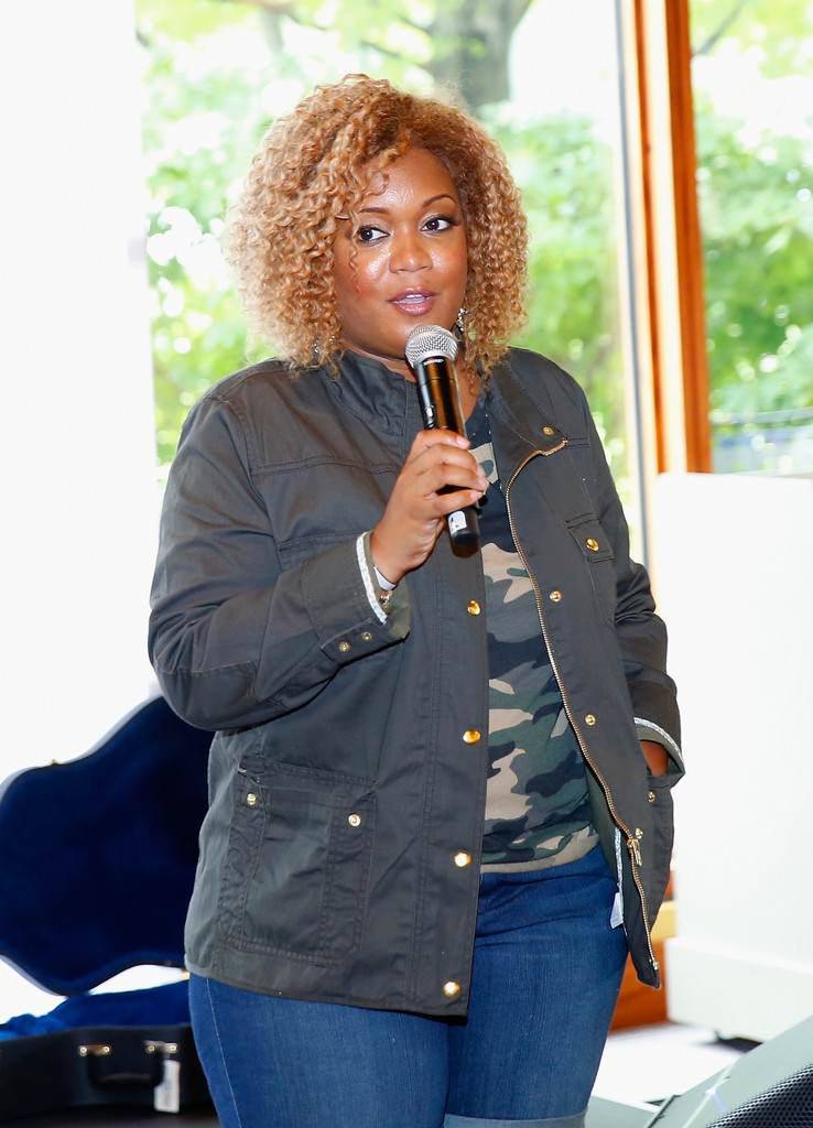 Sunny Anderson sunny anderson photos photos - food network in concert - luncheons