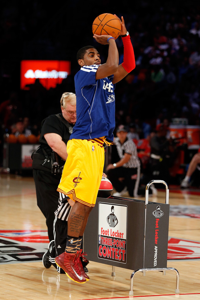 Kyrie Irving 3 Point Contest