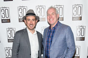 Forbes Editor Randall Lane and Forbes CMO Tom Davis attend the Forbes 30 Under 30 2017 Party at Forbes on Fifth on January 24, 2017 in New York City.