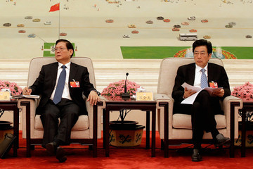 Liu Qi Foreign Minister Yang Jiechi Holds News Conference