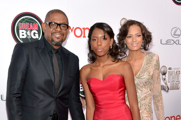 Forest Whitaker Keisha Whitaker 45th NAACP Image Awards Presented By TV One - Red Carpet
