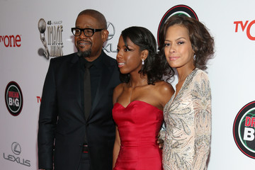 Forest Whitaker Keisha Whitaker TV One At The 45th NAACP Image Awards