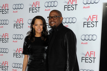 """Forest Whitaker Keisha Whitaker AFI FEST 2013 Presented By Audi Screening Of """"Out Of The Furnace"""" - Arrivals"""