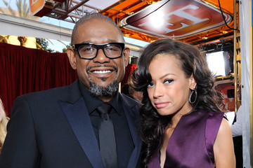 Forest Whitaker Keisha Whitaker 20th Annual Screen Actors Guild Awards - Red Carpet