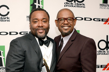 Forest Whitaker Lee Daniels Press Room at the Annual Hollywood Film Awards