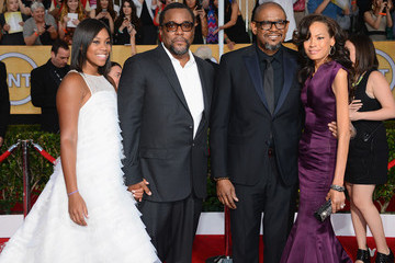 Forest Whitaker Lee Daniels 20th Annual Screen Actors Guild Awards - Arrivals