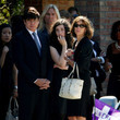 Amy Blagojevich Former IL Gov. Blagojevich Attends Funeral For Fundraiser