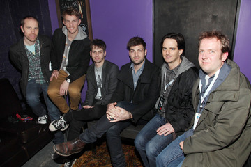 Jeff Regan Mike Depippa Foster The People Perform Private Concert At New York City's Bowery Electric For SiriusXM Listeners