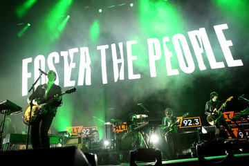 Foster The People Alt 92.3's Not So Silent Night