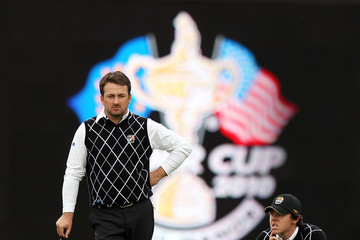 Rory McIlroy Graeme McDowell Foursome Matches-2010 Ryder Cup