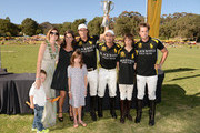 Hosts Delfina Blaquier, Vanessa Kay, Polo player Nacho Figueras and guests attend The Fourth-Annual Veuve Clicquot Polo Classic, Los Angeles at Will Rogers State Historic Park on October 5, 2013 in Pacific Palisades, California.
