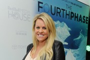 Chemmy Alcott at the London premiere of 'The Fourth Phase' by Red Bull Media House at BFI Southbank on September 20, 2016 in London, England.