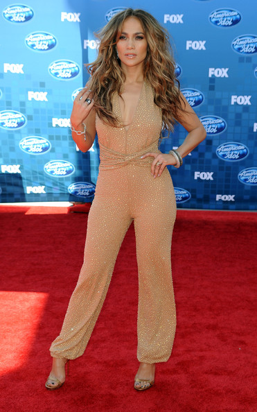 American idol naked pose