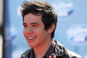 "Singer David Archuleta arrives at Fox's ""American Idol"" season 10 finale results show held at Nokia Theatre LA Live on May 25, 2011 in Los Angeles, California."
