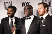 Chiwetel Ejiofor and Michael Fassbender Photos Photo