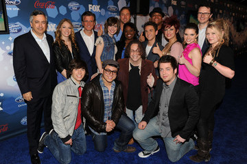"Tony Vinciquerra Fox's Meet The Top 12 ""American Idol"" Finalists Event - Arrivals"