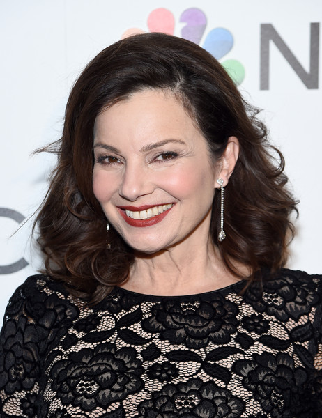 NBC And The Cinema Society Host A Party For The Casts Of NBC Midseason 2020 [hair,face,hairstyle,eyebrow,lip,beauty,skin,smile,chin,premiere,fran drescher,screenwriter,casts,hair,television,sitcom,nbc,the cinema society host a party for the casts of nbc,party,midseason,fran drescher,indebted,actor,new york,television,sitcom,2020,screenwriter,stock photography]