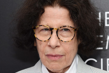 Fran Lebowitz Amazon & Lionsgate With the Cinema Society Host the New York Premiere of 'Cafe Society' - Arrivals