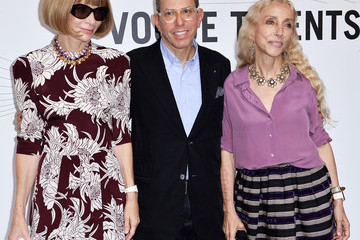 Franca Sozzani Jonathan Newhouse 'Who Is on Next? Event in MIlan