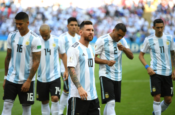 France Vs Argentina Round Of 16 2018 Fifa World Cup Russia Zimbio