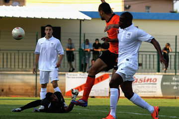 Nacer Barazite France v Netherlands - Toulon Tournament: 3rd/4th Place Play Off