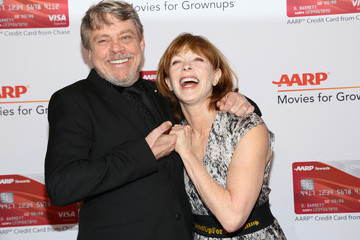 Frances Fisher AARP's 17th Annual Movies For Grownups Awards - Arrivals